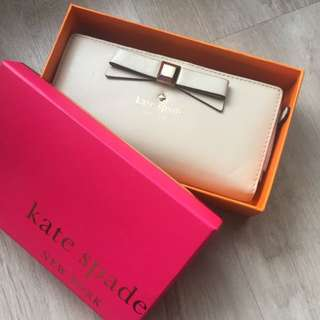 Authentic Kate Spade Holly Street Stacy Wallet