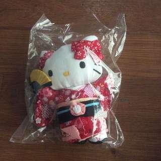 降)日本購入的三麗鷗和服hello kitty