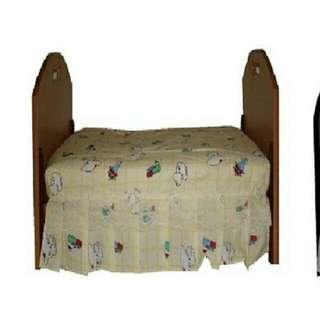 「現貨供應」台灣製 《清昌大特價「1090元」》《奢華型》「公主風」寵物床
