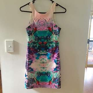 Lovingthings Print Dress