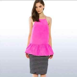 Finders Keepers Pink Top XS