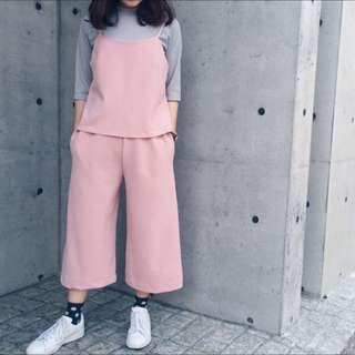 粉色套裝💓