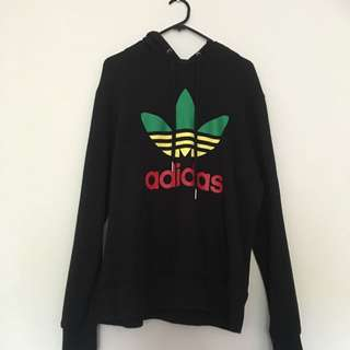 Adidas Hoodie (Size M)