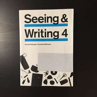 Seeing & Writing 4