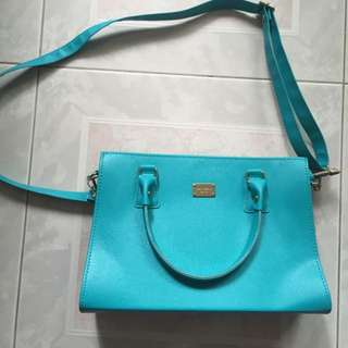 Turquoise Bag From Korea