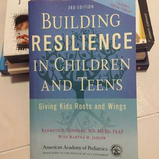 Building Resilience In Children And Teens 3rd Ed