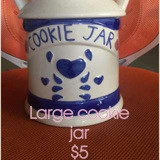 Large Cookie Jar