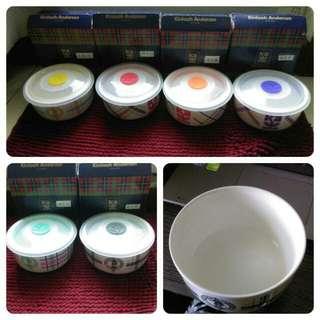 安德森食尚格紋碗(可換物~降價推)