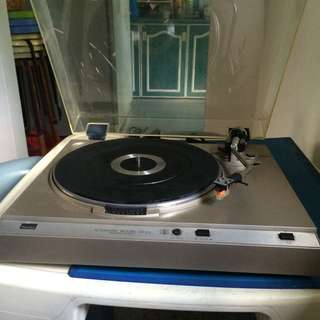 Sansui Auto Return FR-D3 Direct Drive Turntable With 2speed 45 And 33