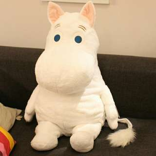 Moomin坐姿玩偶 ⚠預購⚠