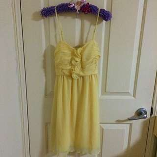 New Yellow Dress For All Occasions