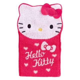 Hello Kitty毛巾收納水壺袋便利袋
