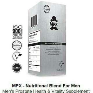 MPX Male Nutritional Blend