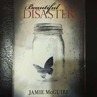 PENDING Beautiful Disaster Novel By Jamie McGuire