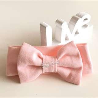 Handmade Organic Cotton Stretch Baby Headband