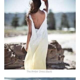 Dress- Low Back