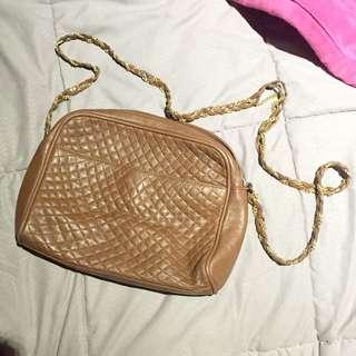 Bally Brown Bag