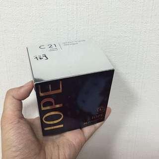 韓國正品iope氣墊粉餅 C21 買一送一