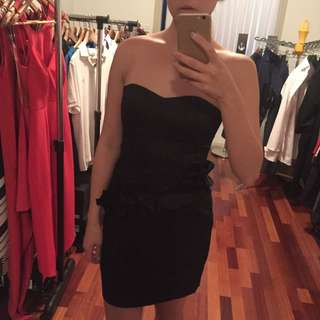 🌟Miss Shop - Little Black Dress Size 8