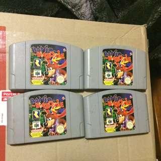 Nintendo 64 - Banjo Kazooie