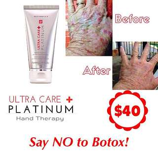 UltraCare+ Platinum Hand Therapy