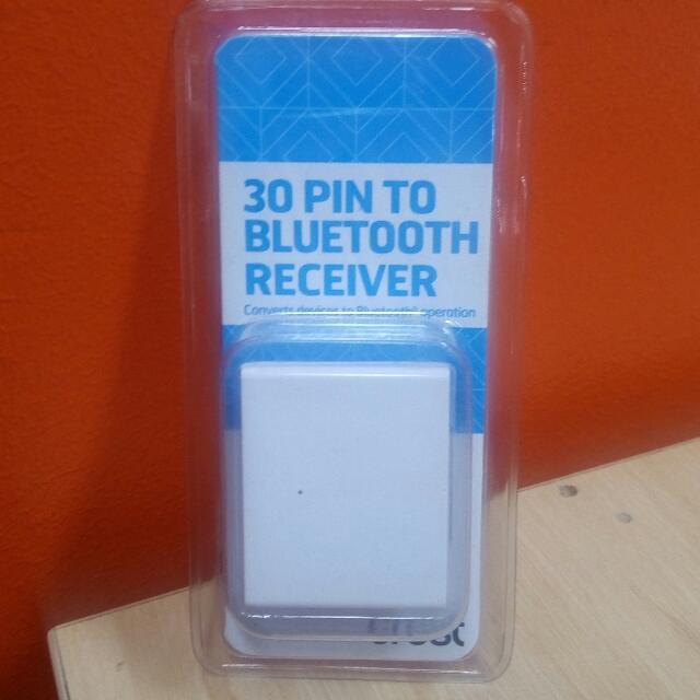 30 Pin Bluetooth Reciever