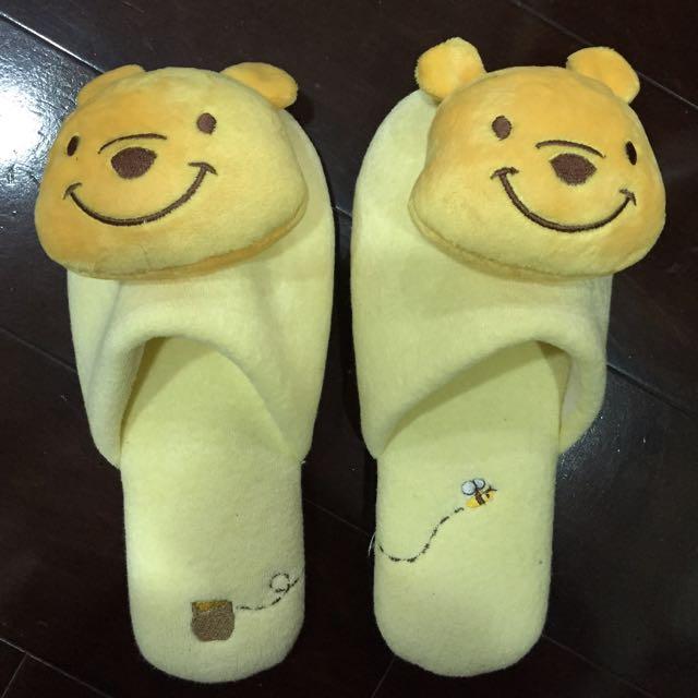 小熊維尼室內鞋