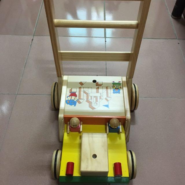 寶寶學步推車