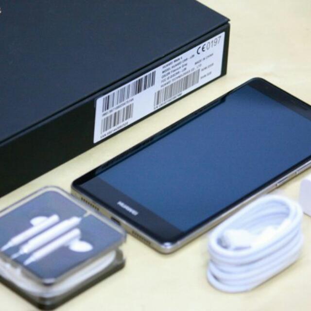(蘋果幫) 華為 HUAWEI Mate S MateS 5.5吋 4G 32G 港版 4G全頻