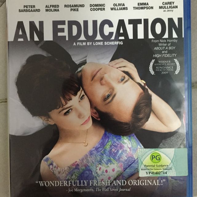 An Education Blu Ray
