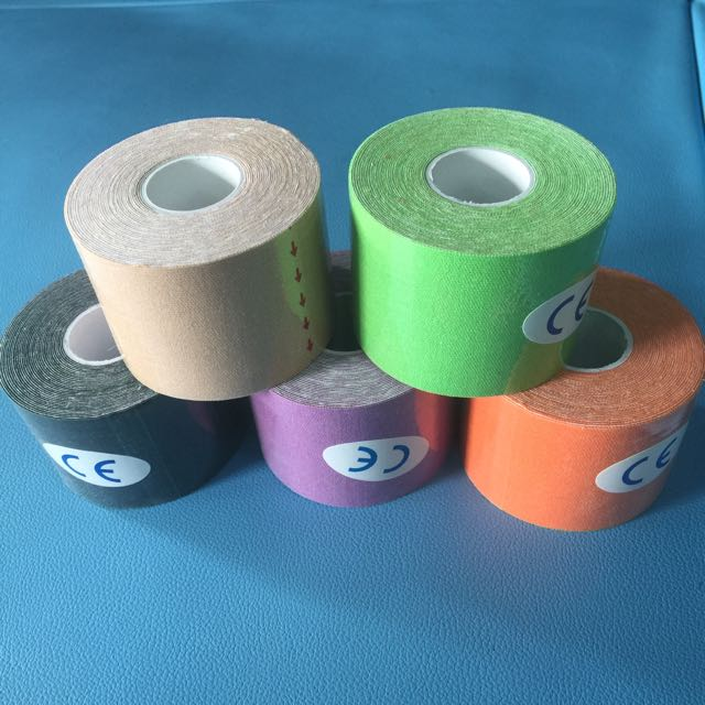 BNIP Fighter Fitness Kinesiology Tape ( Multiple Colour Available )