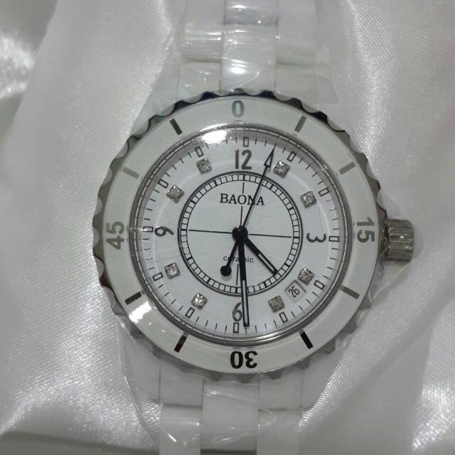 BOANA 全新陶瓷錶