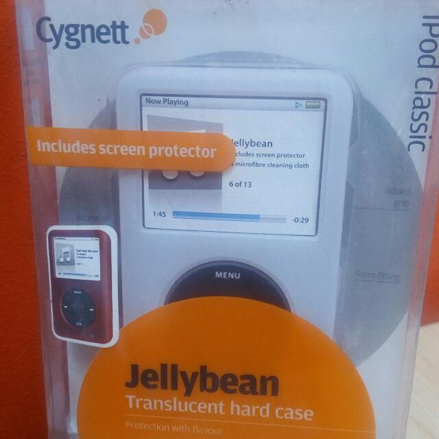 Cygnett Ipod Classic Case