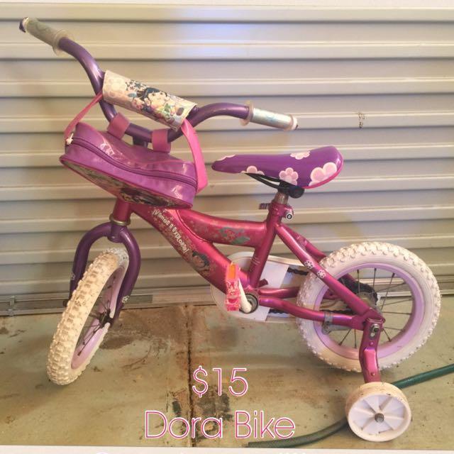 Dora Kids Bike