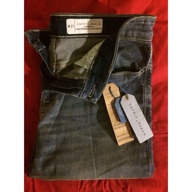 ESPIRIT Boyfriend Jeans W27
