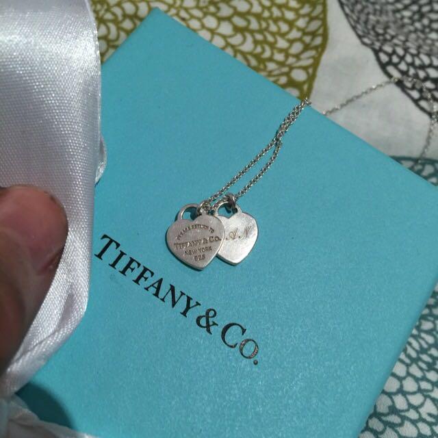 Genuine Tiffany & Co Necklace