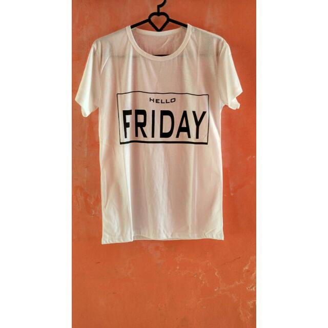 Hello Friday Tees