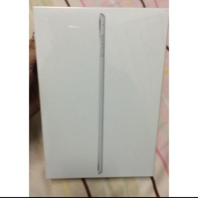 全新☀️iPad Mini 4 64G Wifi 銀色