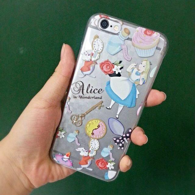 iPhone 6/6s 4.7 硬殼 愛麗絲