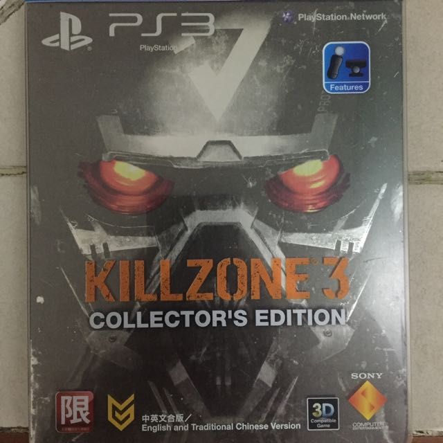 Kill Zone 3 Collector's Edition
