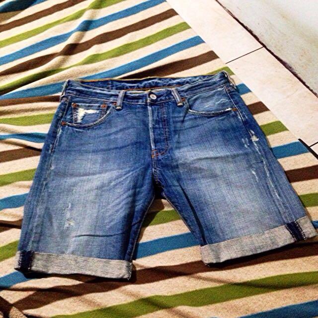 Levi's短褲