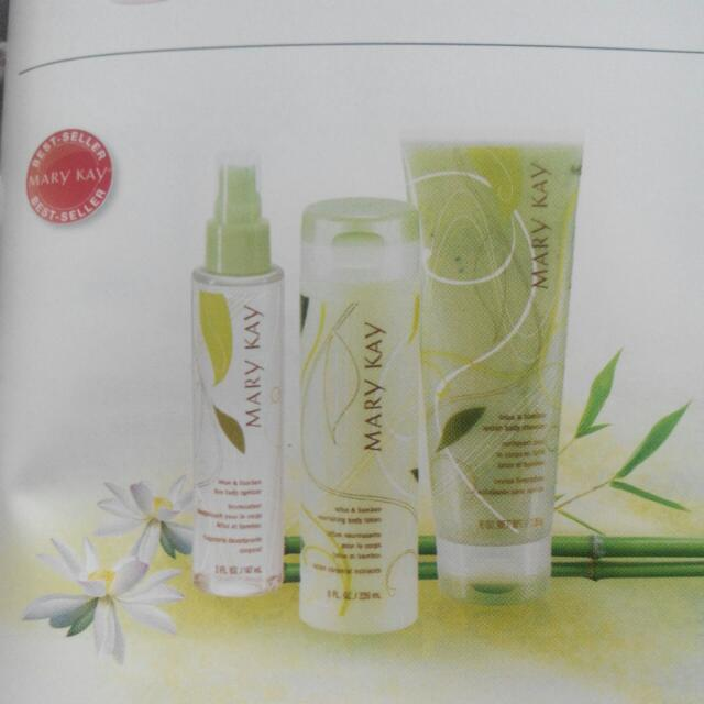 Mary Kay Body Pampering Perfection. Set.