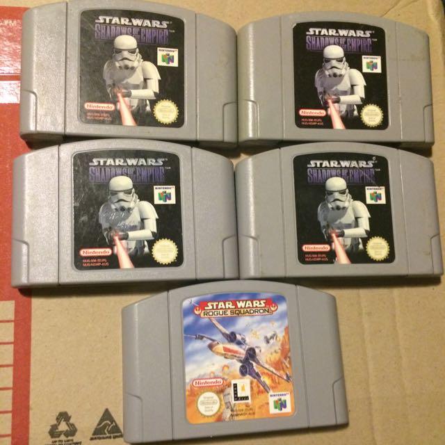 Nintendo 64 - Star Wars