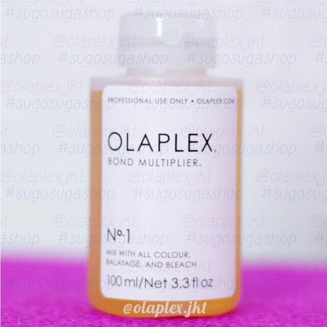 OLAPLEX TRAVEL SIZE No.1 - Bond Multiplier