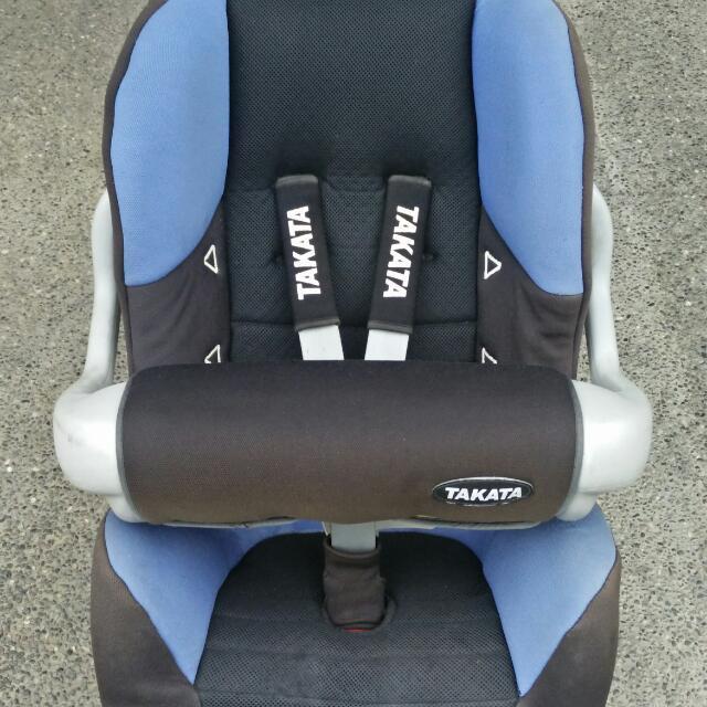 Original Japan Takata Baby Car Seat, Babies & Kids on Carousell