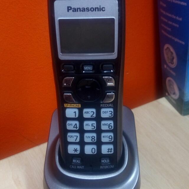 Panasonic Handset No Power Adapter