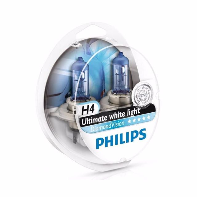 Philips Diamond Vision Globes