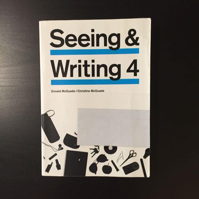 Seeing & Writing 4