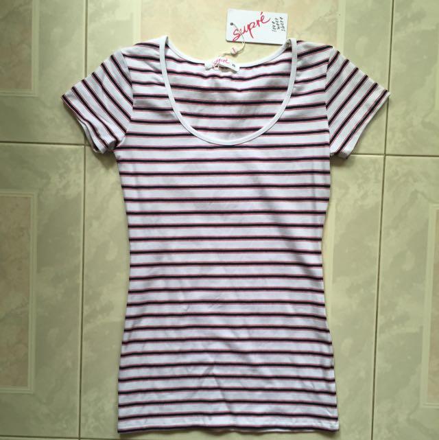 Supré Striped Shirt