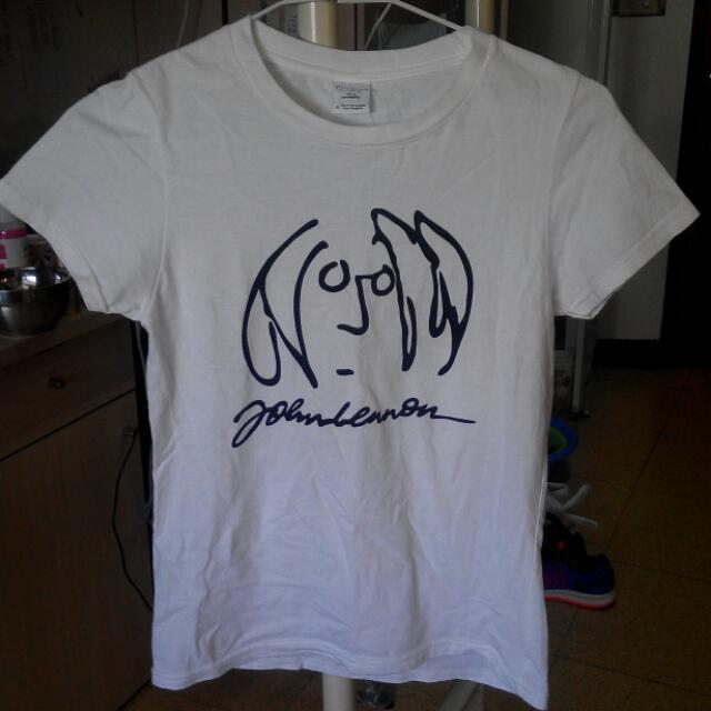 大降價💥約翰藍儂紀念T恤